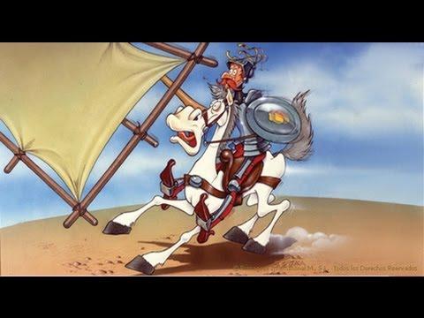 Don Quijote en la jamás imaginada aventura de los molinos, MIPTV