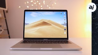 """2017 13"""" MacBook Pro Review after 1 year - Perfection?"""