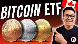 Wie kaufe ich Crypto ETF Canada