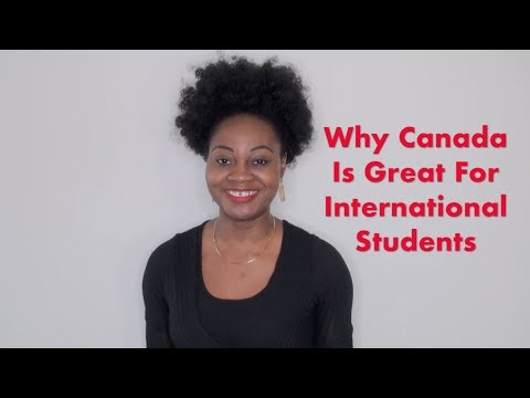 Why Canada Is Great For International Students