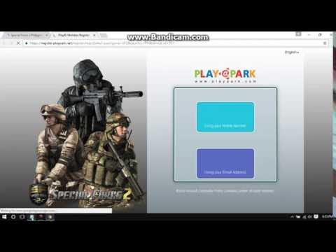 Video How to Create Special Force 2 PH Account
