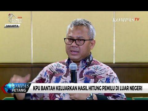 Ketua KPU: Penghitungan Suara Pemilu Dilakukan 17 April