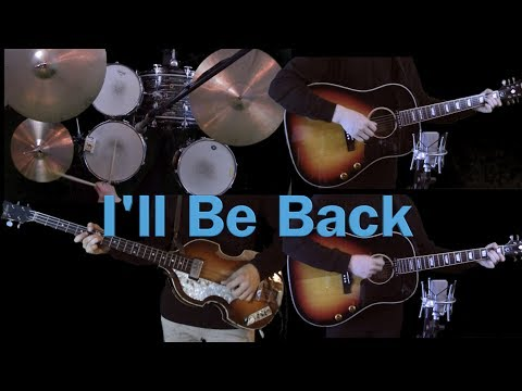 I'll Be Back - Backing Track all Instruments - The Beatles