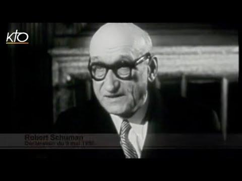 Robert Schuman, sainteté et politique