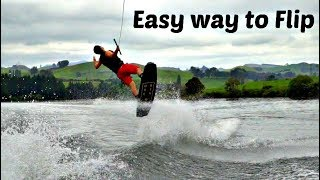 How To Tantrum - Wakeboarding