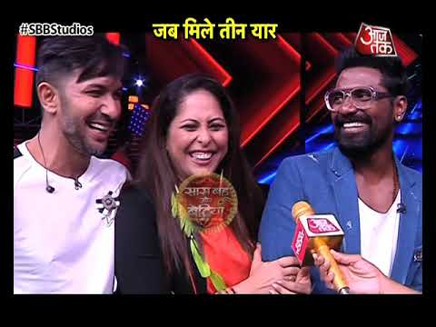 Dance Plus: REUNION Of Remo, Terrence & Geeta Kapo