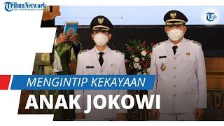 Resmi Jadi Wali Kota dan Torehkan Sejarah, Intip Kekayaan Anak dan Mantu Presiden Joko Widodo