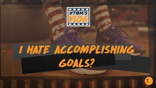 Achieving Goals, Cutting Out the BS and Embracing Change in 2019 | TOMSVLOG #009