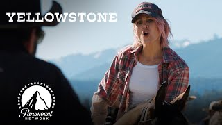 Meet Jennifer Landon's Yellowstone Character: Teeter | Paramount Network