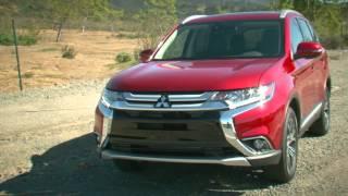 Nuevo Mitsubishi Outlander 2016 prueba