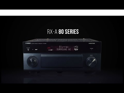 Yamaha Receivers and Amplifiers RX-A680 (Home Theatre