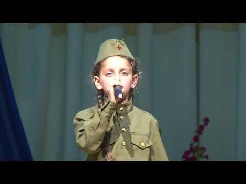"""""""Я хочу, чтобы не было больше войны"""" - поет Рита Мансур"""