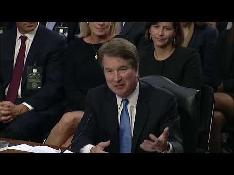 Sen. Cruz Questions Judge Kavanaugh at the Second Day of Hearings - September 5, 2018