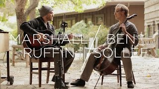 Marshall Ruffin And <b>Ben Sollee</b> Perform An Impromptu Duet At Deep End Ranch