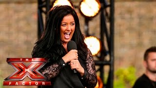 Will the Judges rain on Lauren's parade | Boot Camp | The X Factor UK 2015