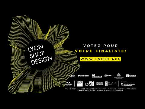 Lyon Shop design 2019 : le teaser