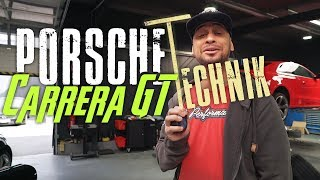 JP Performance - Porsche Carrera GT | Die Technik!
