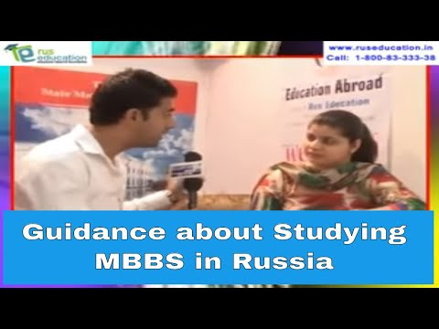 Video MBBS in Abroad, Study MBBS in Russia @ 9 Lacs
