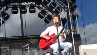 Let Me Love You - Austin Mahone (Soundcheck)