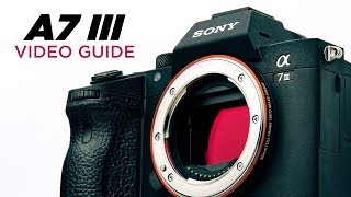 The Sony A7 III Guide is HERE!