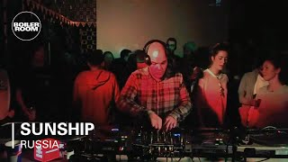 Sunship Boiler Room x RBMA Mix