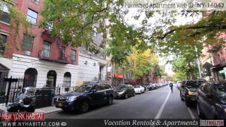 preview picture of video 'Video Tour of a 1-Bedroom Furnished Apartment in the East Village, Manhattan'
