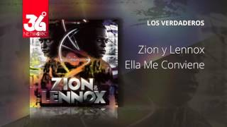 Ella Me Conviene (Audio) - Zion y Lennox (Video)