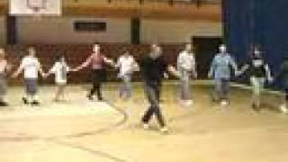 ISRAELI FOLK DANCE (Boi Malka)