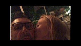 Жаркие поцелуи и танцы: Акиньшина и Шнуров воссоединились   TVRu