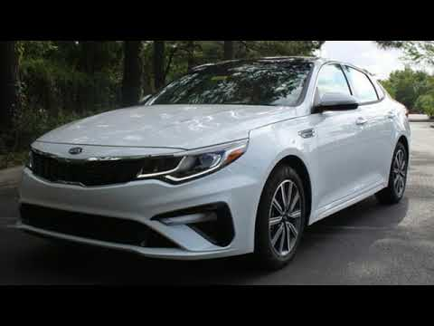 Certified Pre-Owned 2019 Kia Optima S