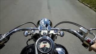 Kawasaki Vulcan 900 Classic (2009) Review And Test Ride