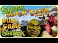 Shrek Smash N 39 Crash Racing Part 1 Full Game Shrek am