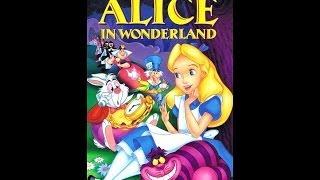 Digitized Closing To Alice In Wonderland ( 1995 VHS UK)