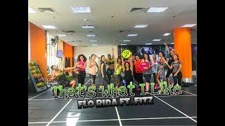 That's What I Like by Flo Rida ft. Fitz   Zumba® Fitness   Masterjedai