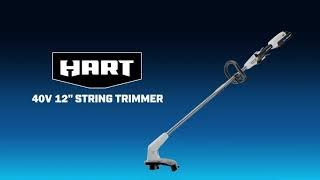 "40V 12"" String Trimmer"
