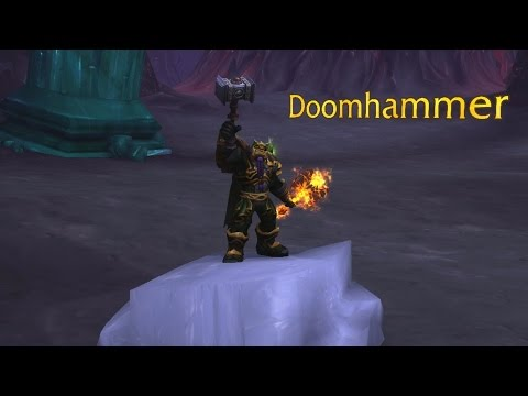 The Story of the Doomhammer