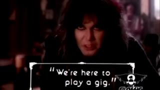 W.A.S.P. - Blind In Texas 1985 (Official Video)