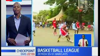 Zetech beat Barclays bank in KBF match
