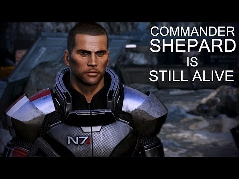 Commander Shepard Is Still Alive