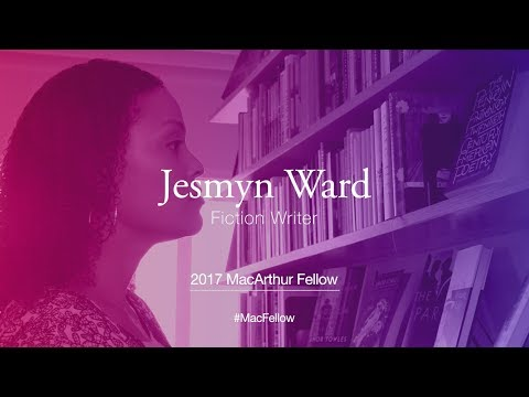 Fiction Writer Jesmyn Ward | 2017 MacArthur Fellow