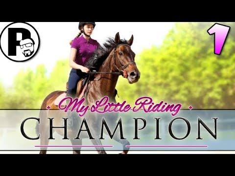 My Little Riding Champion #01  Reiterland 2018   Let's Play [DEUTSCH]