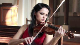 Lana Trotovsek - J.S.BACH: Fugue from Violin Sonata in G minor