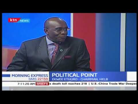 Political Point: President Uhuru's recent parastatal appointments