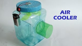 How to Make a Powerful Air Cooler Homemade DIY