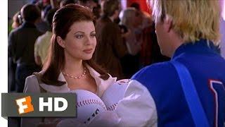 BASEketball (2/11) Movie CLIP - Jenna's Health-Challenged Kids (1998) HD