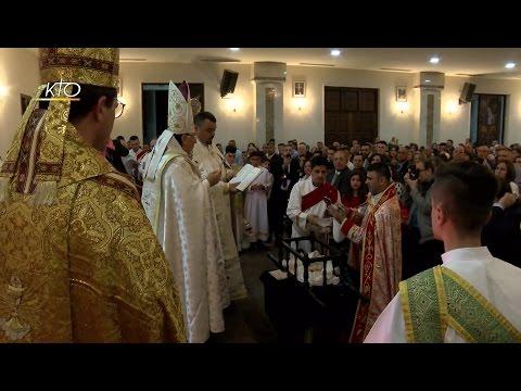 Samedi Saint en Irak : Vigile Pascale à Erbil