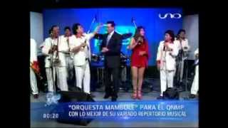 TALENTO EN TV - CUMBIAS 80's (en vivo QNMP)