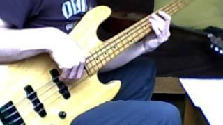 Anthony Hamilton Change Your World Pino Palladino's bassline cover
