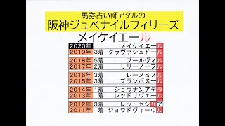 mqdefault - 馬券占い師アタルの阪神ジュベナイルフィリーズ2020