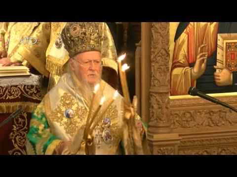 Le patriarche orthodoxe Bartholomée s'est rendu en Belgique